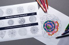 Free Mandala Coloring Book