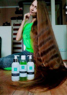 Long hair secrets. #SilkySmoothHair