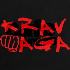Krav Maga Red I really want to learn this but I think boxing is first :)