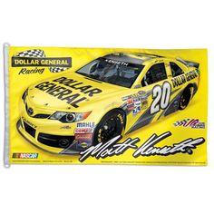 #20 Matt #Kenseth 3×5 Flag Dollar General #NASCAR Flag 2013 « racedayproducts.com