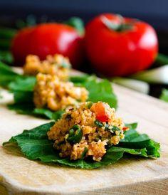 Turkish #Bulgur #Salad #Kisir / Kısır