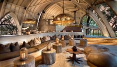 This hotel in Botswana -  unity with nature 05