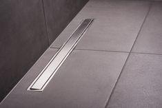 Lineare Bodenentwässerung Für Bodengleiche Walk In Duschen   Mit Wedi  Systemen Einfach Installiert