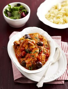 Chicken recipes: From roast to cacciatore