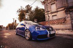 VW Golf V R32 - Car - Fast - Stance - Low