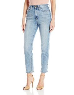 Joes Jeans Womens Debbie High Rise Straight Ankle Jean in Reiz 30 >>> Want to know more, click on the image.Note:It is affiliate link to Amazon. #comment