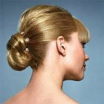 easy to do hairstyles for medium hair updos