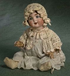 Antique doll marked 201 Germany