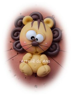*SORRY, no information as to product used ~ Lion by Arteliê da Ana