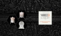Shreeji Silver Art is one of the widely known names among Indian silver handicraft manufactures and exporter in based in Udaipur, India for more than 24 years.