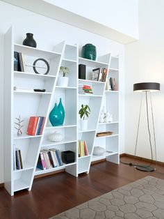 Delta Composition 004 | #bookcase #shelving