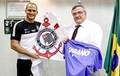 Sport Club Corinthians Paulista - Júnior Cigano dos Santos