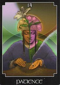 Patience - Psychic Tarot