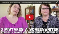 3 Mistakes A #Screenwriter Typically Makes On Their First #Screenplay by Vicki Peterson and Barbara Nicolosi via http://filmcourage.com/   For more videos, please visit https://www.youtube.com/user/filmcourage  #writingtips #screenwriting101 #screenwritingtips #script #screenplaywriting #womenwriters #writing #write