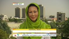 Because you get to see things in different ways. Ann Curry in Iran reporting on the culture, the leaders and their side of the story >>>>>>>>