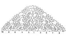 схема крючком соломоновы петли пышные столбики: 15 тыс изображений найдено в Яндекс.Картинках