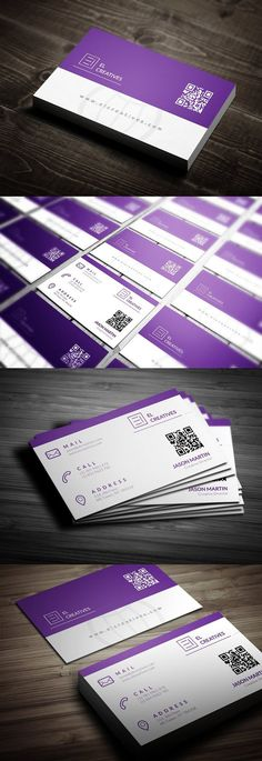 Business card - perfect for any industry. - Full Editable, Layered you can find fonts Business Branding, Business Card Design, Creative Business, Corporate Business, Corporate Identity, Brand Identity, Visiting Card Creative, Visiting Card Design, Find Fonts