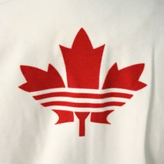 Great combo of Adidas logo & Canadian Maple Leaf. Also check out; http://eatmoreshoes.com/1954/adidas-olympics-canada-track-top-631383/ Great takes!