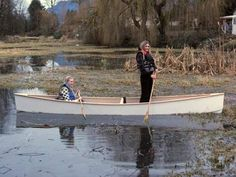 Michael Storer - Quick Canoe