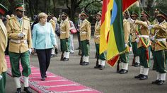 Germany will make Africa a priority of its G20 presidency in 2017, chancellor Angela Merkel says after a tour of Mali, Niger and Ethiopia.