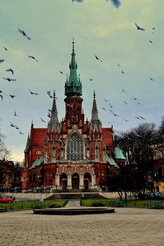 Podgorze, Krakow, Poland (by ainulm)