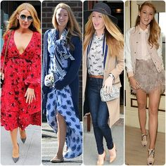 OOTD INSPO FROM #BlakeLively RECENT SIGHTINGS#ryanrenolds #deadpool #black #vneck #top #fashionista #fashionicon #casual #pretty #flats #shorts #jeans #fashion #blogger #croptop #cool #accessories  #instablog #printed #queen #rippedjeans #vs #adidas #model #supermodel #boots #beauty #makeup... - Celebrity Fashion