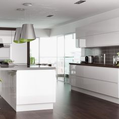We provide the full package from design, to installation including arranging your worktops and appliances. Send us an itemised list for a free quote at rooz@kryptonkitchens.com Kitchens And Bedrooms, Bespoke Kitchens, White Kitchen Cabinets, New Kitchen, Stuff To Do, Kitchen Ranges, Table, Furniture, Bathrooms