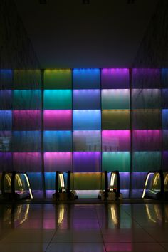 Lighting Installations | Telegraph Offices, London | Light Lab