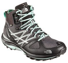 The North Face Ultra Fastpack Mid GTX GORE-TEX Hiking Shoes for Ladies | Bass Pro Shops