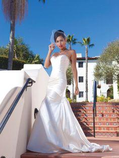 Kathy Ireland Weddings by 2Be. Vestidos de novias, Bridal dresses...