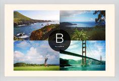 Bold Monogram Framed Print, White, Contemporary, Cream, Cream, Single piece, 20 x 30 inches, Black