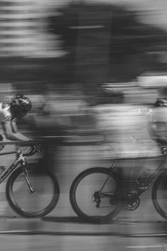 Free stock photo of black-and-white, bikes, competition, fast