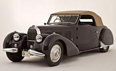 1937 Bugatti T57 Stelvio