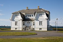 To visit Höfði, the former French Consulate located in Reykjavik Iceland where President Reagan and General Secretary Mikhail Gorbachev of The Soviet Union held summit meetings from October 11-12, 1986.