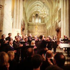 Sir John Tavener memorial concert, Southwark Cathedral, 15 November 2013. www.curatedplace.com Co-Producer