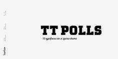 Font dňa – TT Polls   https://detepe.sk/font-dna-tt-polls?utm_content=buffer64bc6&utm_medium=social&utm_source=pinterest.com&utm_campaign=buffer
