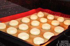 biscoito de maisena coloque para assar