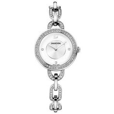 94371e6ec Aila White Stainless Steel Bracelet Ladies Watch