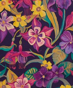 Liberty Art Fabrics Brightley A Tana Lawn Cotton   Fabrics   Liberty.co.uk