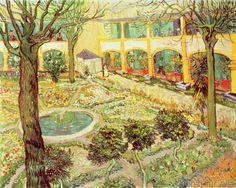 Vincent van Gogh - Van Goghs Schlafzimmer in Arles   Van Gogh ...