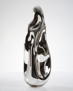 Jeff Zimmerman, Unique dented sculpture (2012)