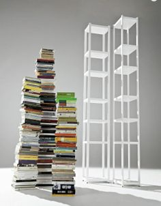 Sendai Crystal / bookcase-sculpture / Design: Toyo Ito ...