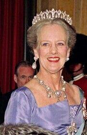 Queen Margrethe Of Denmark.  A Closer Look.