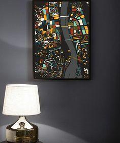 MAASTRICHT  Naast de City Map is nu ook de mozaïek kaart van Maastricht verkrijgbaar op www.kunstinkaart.nl #maastricht #kunstinkaart #genk #luik #aachen
