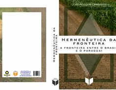 "Check out new work on my @Behance portfolio: ""Capa livro Hermenêutica da fronteira"" http://be.net/gallery/44912107/Capa-livro-Hermeneutica-da-fronteira"