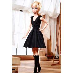 Silkstone Classic Black Dress 2015