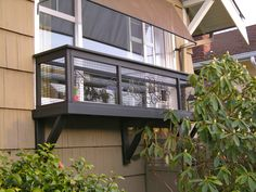 Cat Enclosures Seattle - Catio Spaces: window box