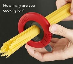 Pasta Measure Tool hmm!