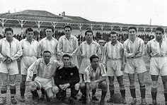 EQUIPOS DE FÚTBOL: REAL VALLADOLID 1945-46