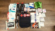 Introducing The All-New Wind River Comprehensive Trauma & First-Aid Kit | Concealed Carry Inc
